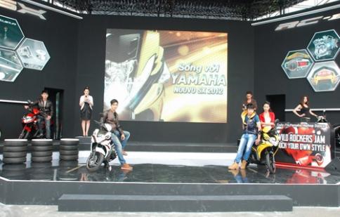 """""""Sống với Yamaha 2012"""" sẽ đến Lào Cai"""