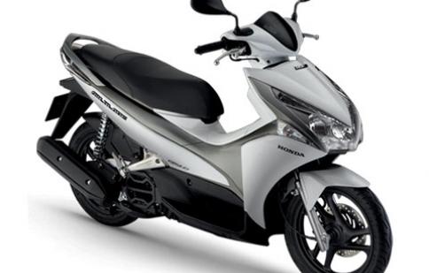 Honda hỗ trợ 100% phí trước bạ khi mua Air Blade FI