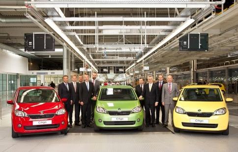Kia Slovakia dự kiến đạt sản lượng kỷ lục trong năm 2012
