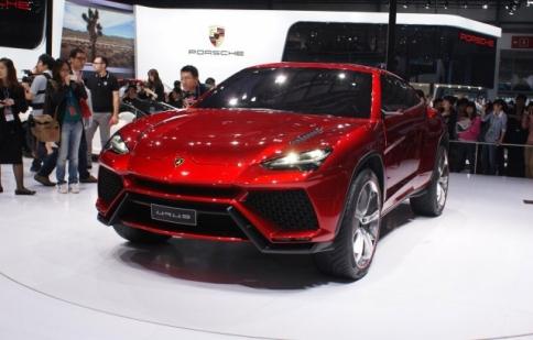 Lamborghini Urus SUV có giá dự kiến 208.000USD