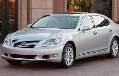 Lexus sẽ trình làng LS 2013 vào cuối tháng 7 tới