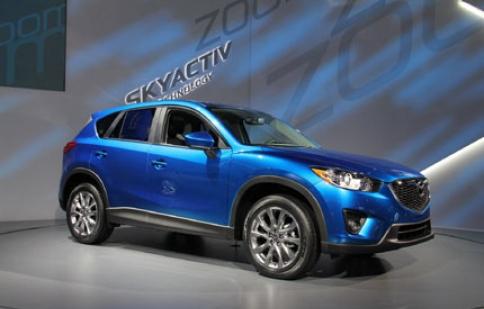 Mazda cung cấp công nghệ tiết kiệm nhiên liệu