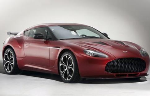 Aston Martin V12 Zagato chỉ có 101 chiếc được xuất xưởng