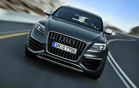Audi công bố thông tin về các mẫu 2013