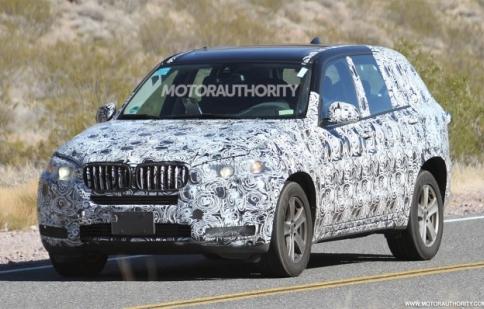 BMW X5 2014 sẽ ra mắt vào cuối năm 2013