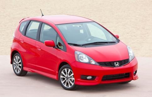 Honda Fit 2013 thêm màu mới giá không đổi