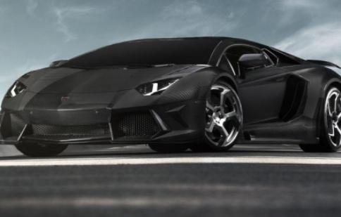 Mansory làm mới Lamborghini Aventador LP700-4