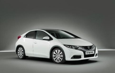 Thông tin ban đầu về Honda Civic Type-R