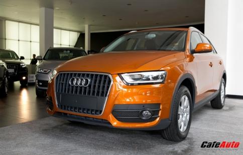 Trải nghiệm Audi tại đường đua Đài Loan
