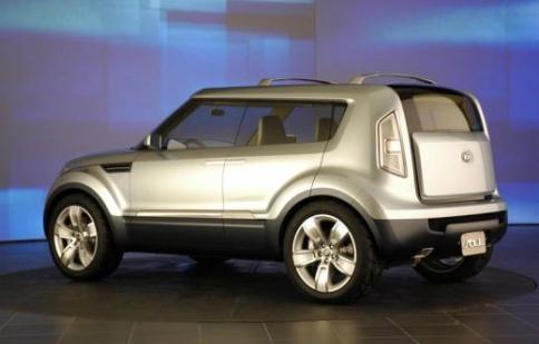 Kia Motors dự kiến cho ra mắt Soul compact 2013