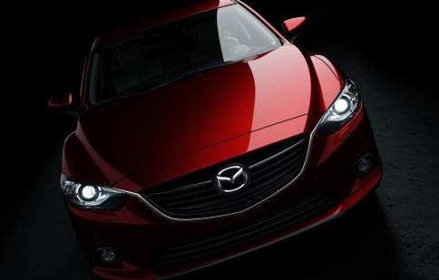 Mazda6 2014 chính thức lộ diện