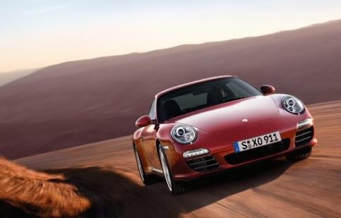 Porsche 911 và Cayenne dẫn đầu bảng xếp hạng của J.D. Power