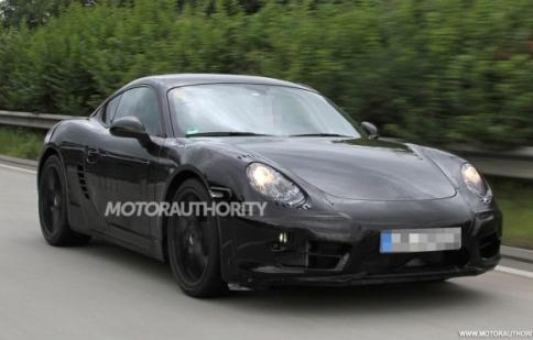 Porsche Cayman 2013 ra mắt vào tháng 10 tới