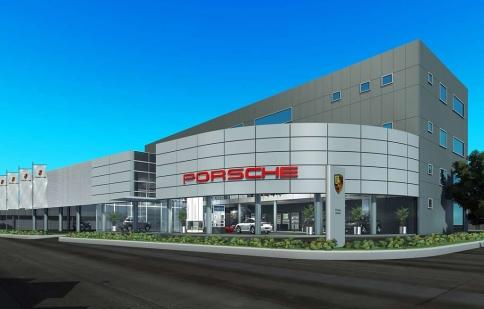 Porsche giành huy chương vàng với Mệnh đề môi trường 2011