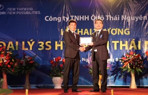 Hyundai Thành Công khai trương đại lí 3S Hyundai Thái Nguyên