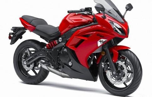 Kawasaki Ninja 650R 2012 đến Ấn Độ