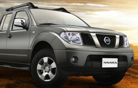 Mua Nissan Navara nhận ngay 34 triệu đồng