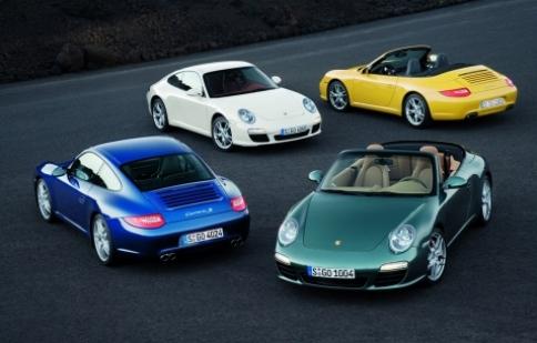 Porsche tăng trưởng khá trong nửa đầu năm 2012