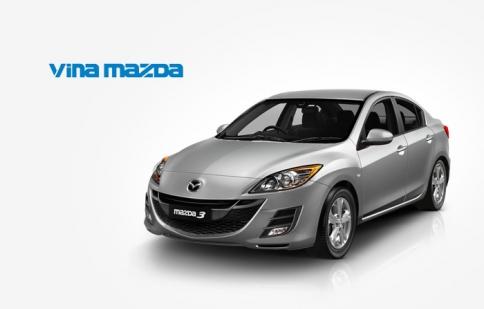 Vina Mazda tiếp tục kích cầu thị trường