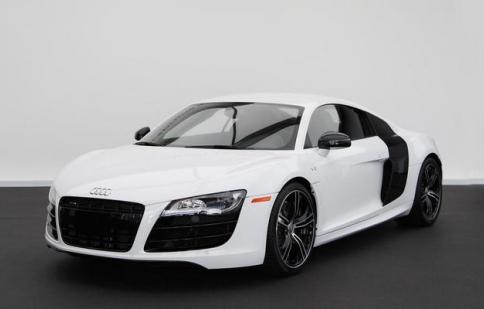 Audi R8 2012 có thêm phiên bản đặc biệt