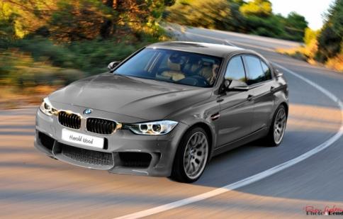 BMW M3 2013 sẽ tham gia Geneva