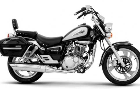 Suzuki GZ150–A gia nhập thị trường Việt Nam