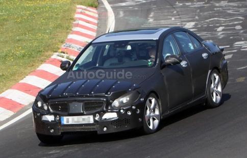 Mercedes C-Class 2014 sẽ có thêm bản Convertible