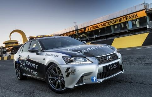 Lexus GS 350 F Sport - chiếc xe an toàn cho mọi cuộc đua
