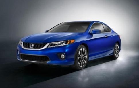Lộ nội hình ảnh thất Honda Accord 2013