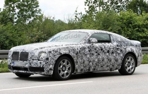 Rolls-Royce Ghost sẽ có tới 2 phiên bản mới