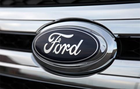 Ford tăng trưởng 39% ở Trung Quốc