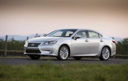 Lexus dẫn đầu doanh số bán hàng trong tháng 8 tại Mỹ