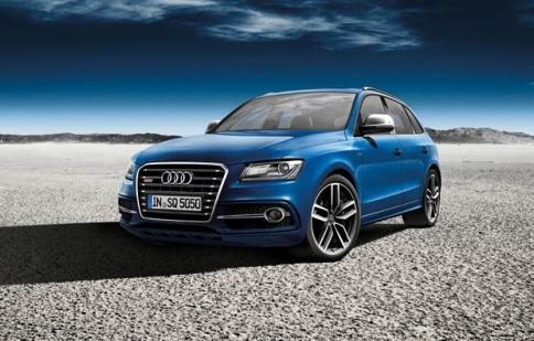 Audi SQ5 TDI - mẫu diesel hiệu suất cao