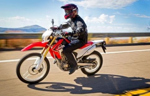 Honda CRF250L – chiếc cào cào đa năng