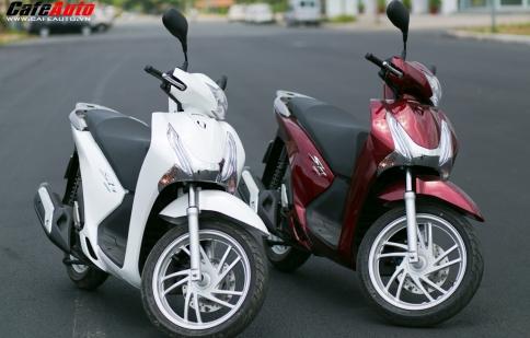 Honda SH 2012 - Xe hạng sang giá hợp lý