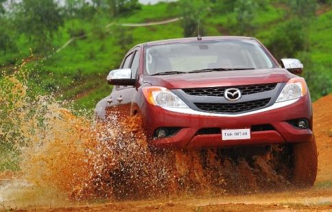 Mazda khuyến mãi cực khủng trong tháng 9