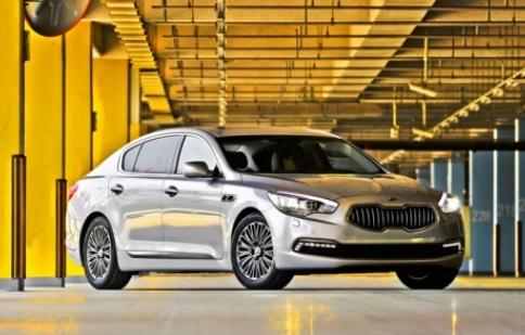Quoris – chiếc Sedan cao cấp nhất của Kia