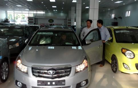Thị trường ô tô: Kỳ vọng khởi sắc