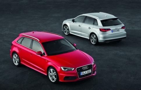 Audi A3 Sportback chính thực lộ diện