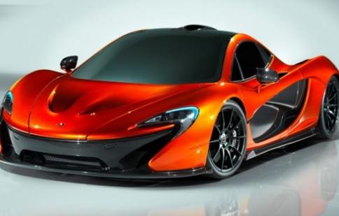 Gương mặt thật của McLaren P1