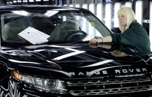 Land Rover cân nhắc sản xuất mẫu Crossover cỡ nhỏ