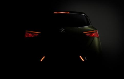 S-Cross – mẫu crossover mới của Suzuki