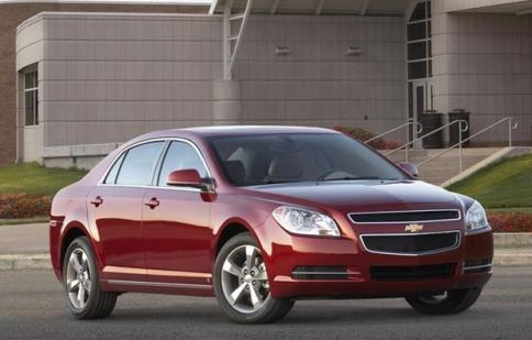 GM thu hồi 426.240 chiếc Chevy, Pontiac và Saturn