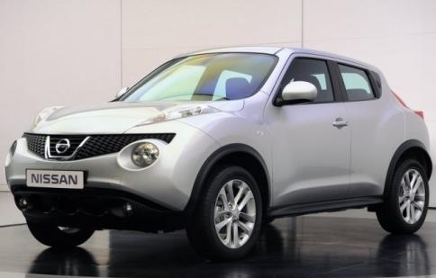 Nissan Juke 2013 giá không đổi