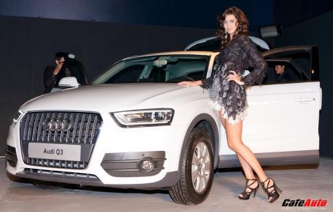 Tham dự Triển lãm Ôtô Việt Nam – Audi khuyến mãi tới 500 triệu đồng