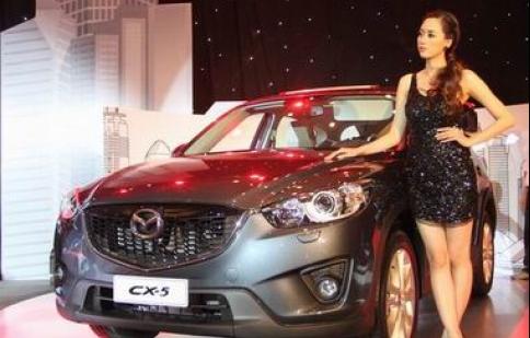 Mazda ưu đãi lớn cho doanh nhân