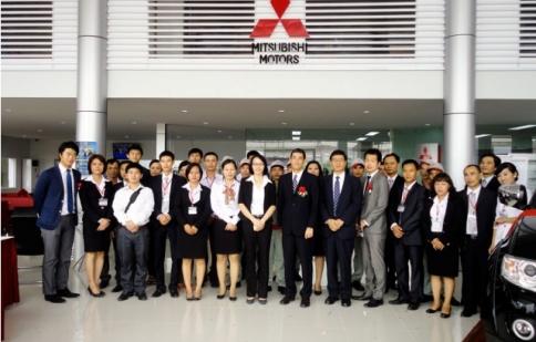 Mitsubishi chăm sóc xe miễn phí cho khách hàng