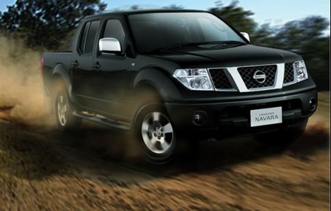 Nissan tiếp tục ưu đãi Navara MT trong tháng 10