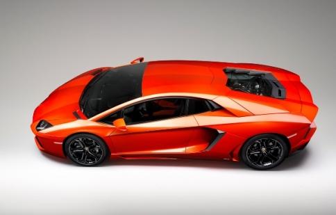 Aventador GT – siêu xe 4 chỗ của Lamborghini sắp ra mắt