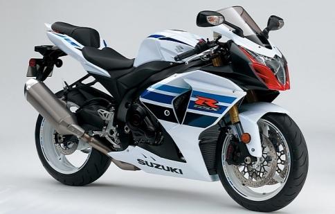Chiếc Suzuki GSX-R thứ 1 triệu được xuất xưởng